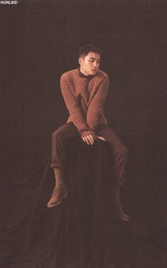 EXO (D.O)  For Life Album Scan cr : hunlike