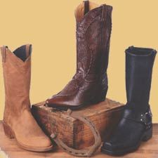 A brief history of the cowboy boot