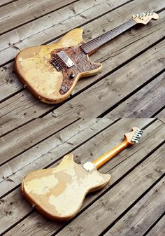 "1963 Fender Duo-Sonic ""Coodercaster"""