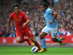 Martin Kelly; LFC v Man City