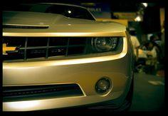 autoshow 2007 camaro by Jebel Iglesias, via Flickr