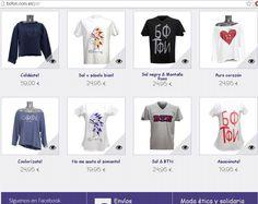 Veo, veo! ¿Qué ves? Es la tienda online de @BotonModaEtica ¿A qué esperas? http://www.boton.com.es  #moda #modaética
