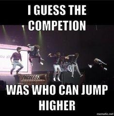 Look at nialls jump