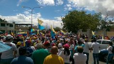 #30M Así transcurre la movilización en #Barquisimeto #360UCV