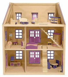 Build Doll Free House Plan