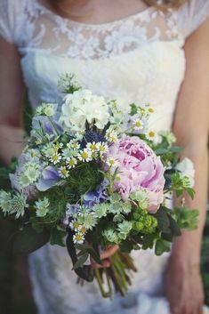 Village Fete Wedding by Lisa Devlin Photography - spring flowers