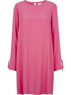 Memphis dress pink flambe