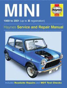 Haynes Mini 1969 to 2001