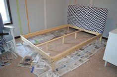Ikea hack: fjellse bed