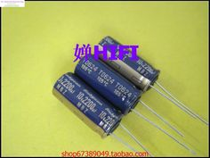 Bolsa Supercapacitor Kit 20pcs New Japan Rubycon Ruby Mbz For 10v2200uf 10x23 Electrolytic Capacitor Has Shorted Free Shipping //Price: $9.80//     #gadgets