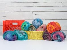Shop Craftsy's premiere assortment of knitting supplies and save! Get the Cascade Tangier Yarn before it sells out.