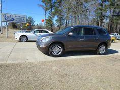 2008 Buick Enclave, 94,459 miles, $16,995.