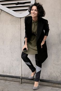 Street Style and Fashion Bloggers - Yasmin Sewell