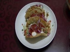 CHUCHEMAN         como hacer tacos de camaron enchilado - #Recetas de #cocina Tacos Y Mas, Yami Yami, Tacos Mexicanos, Mexican Food Recipes, Ethnic Recipes, Dinners, Cooking Recipes, Drinks, Ideas