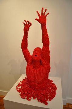 Nathan Sawaya – The art of the brick