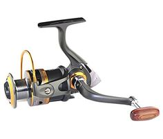 Lily's Gift Portable Ball Bearing Spinning Fishing Reels High Speed Gearing DK1000 11BB *** Check out this great product.