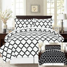 Found it at Joss & Main - Nora 8-Piece Reversible Bed-In-A-Bag Set