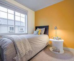Jak dobrać odpowiednie kolory ścian w małej sypialni?