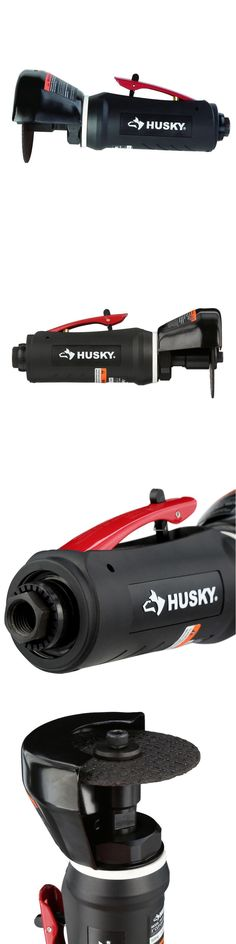 Cut-Off Tools 75675: Husky New 3 In. Air Cut-Off Tool ,Construction,Aluminum ,Less Noise,High Quality -> BUY IT NOW ONLY: $53.98 on eBay!