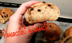Pangoccioli all'arancia