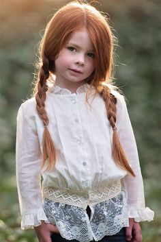 2014 Fall Persnickety Ivy Button Up Top 12 Months to ONLY (Persnickety Clothing Company). 2014 Fall Persnickety Ivy Button Up Top. Precious Children, Beautiful Children, Beautiful Babies, Fashion Kids, Fall Fashion, Cute Kids, Cute Babies, Persnickety Clothing, Beautiful Red Hair