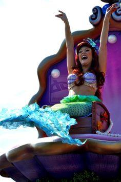 luluzinha kids ❤ parQue de diverSões - Ariel from The Little Mermaid