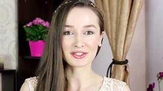 Look Romantic de Primavara/Romantic Makeup for Spring Romantic Makeup, Spring