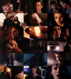 The vampire diaries - Season 3 Finale