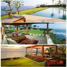 With its dream location high above the Indian #Ocean on a #Bali #cliff-top, The Istana is regarded by many as the #ultimate #luxury villa, and has won the hearts of the #world's most discerning #travellers.  The views are beyond spectacular. On a clear day Bali's necklace of #volcanoes to the north are visible on the #horizon, while 60 metres below, world-class #surf breaks #attract seasoned wave riders. The sky blazes with fiery oranges and pinks as the sun sets on a perfect day, and when…