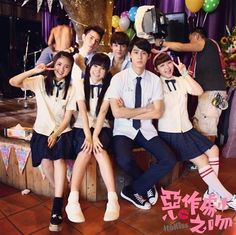 Taiwan's reboot of the It Started with a Kiss story is has an air date, premiering December on Line TV. It's a ballsy move for Taiwan to adapt shoujo manga Itazura na Kiss again when many still hold the … Continue reading → Miss In Kiss Drama, Miss Kiss, Live Action, Kiss Stories, Dramas, Taiwan Drama, Itazura Na Kiss, Line Tv, Drama 2016