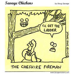 Savage Chickens  (Oct/20/2015)