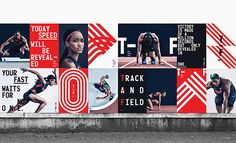 Build for Nike Track and Field