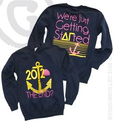 cute for founding sisters who are seniors