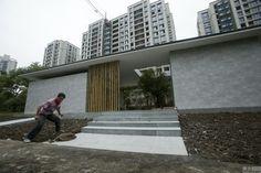 Shanghai's first gender-neutral public bathroom will open next month, just in