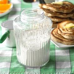 Pancake Mix in a Jar Recipe