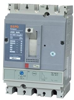 Product - MCCB NSE160 3P moulded case circuit breaker