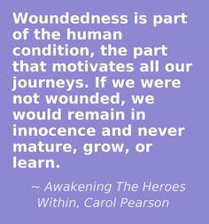 Awakening The Heroes Within, Carol Pearson