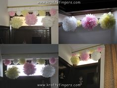 Paper Napkin Flowers: Photo A Day - Paper ~ miss_teerious