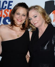 Cybill Shepherd & oldest daughter Clementine [born 1987]