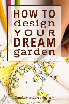 Can you design a garden yourself? You sure can with my step-by-step instructions. Discover the rules for creating a garden that compliments your house and is the right scale for your yard. You'll learn how to choose the right plants for your yard, and how to space them. And we'll talk about beginner design mistakes so you can avoid them. Click to get started!