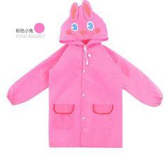 1PC Children's Rain Coat!