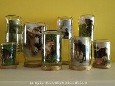 Photos… Framed in a Jar!