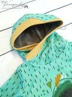 Hoodie Igel - Gr. 104 :: Freigeist - kreatives Handwerk Hoodies, Baby, Fashion, Free Spirit, Creative Crafts, Kids Clothes, Hedgehogs, Moda, Sweatshirts