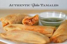 Make your friends and family feel special when you take the time to make Authentic Chicken Tamales. Definitely different than your typical holiday fare!