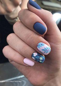 Beautiful Manicure Nails For Short Nails Design Ideas -Square & Almond Nails - - Short nails design, short acrylic nails, short square nails, short coffin nails, short almond nails - Cute Acrylic Nail Designs, Best Acrylic Nails, Short Nail Designs, Nail Polish Designs, Simple Nail Designs, Nails Design, Gold Nails, Matte Nails, Oval Nails