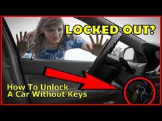How to unlock a car door without keys, the easy way. Car Cleaning Hacks, Car Hacks, Unlock Car Door, Formula Chart, Car Door Opener, Vertical Doors, Engine Repair, Door Latch, Car Keys