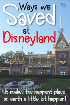 These great tips will show you how to save money at DIsneyland.  These are easy ways to save some churros and eat a few too at the happiest place on earth! via @pullingcurls
