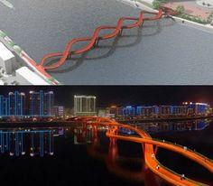 Unusual Amazing Bridges