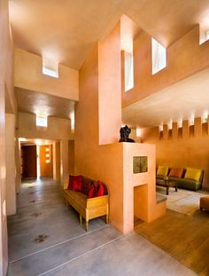 Diseño de Interiores & Arquitectura: Magnífico Rancho en California con Una Mezcla Romántica de Arquitectura Contemporánea y Mediterránea