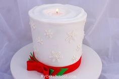 Candle Cake Video